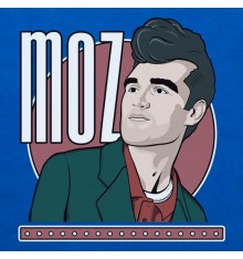 Smiths Morrissey Moz Kids Clothing