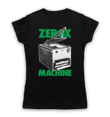 Adam And The Ants Zerox Machine Womens Clothing