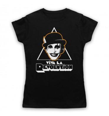 Adicts Viva La Revolution Womens Clothing