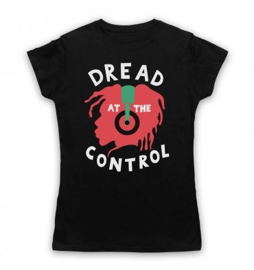 Dread At The Control As Worn By Joe Strummer Womens Clothing