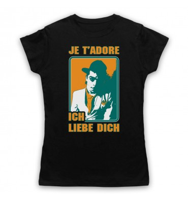 Ian Dury Hit Me With Your Rhythm Stick Womens Clothing
