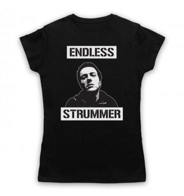 Joe Strummer Endless Strummer Womens Clothing