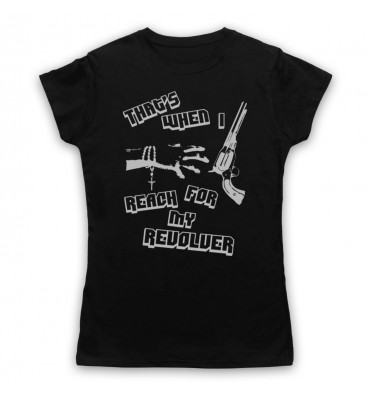 Mission Of Burma That's When I Reach For My Revolver Womens Clothing
