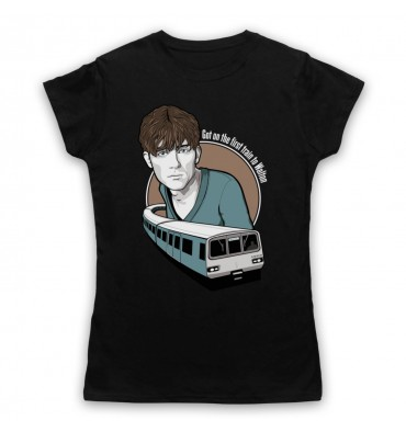 Blur Damon Albarn Tracy Jacks Womens Clothing