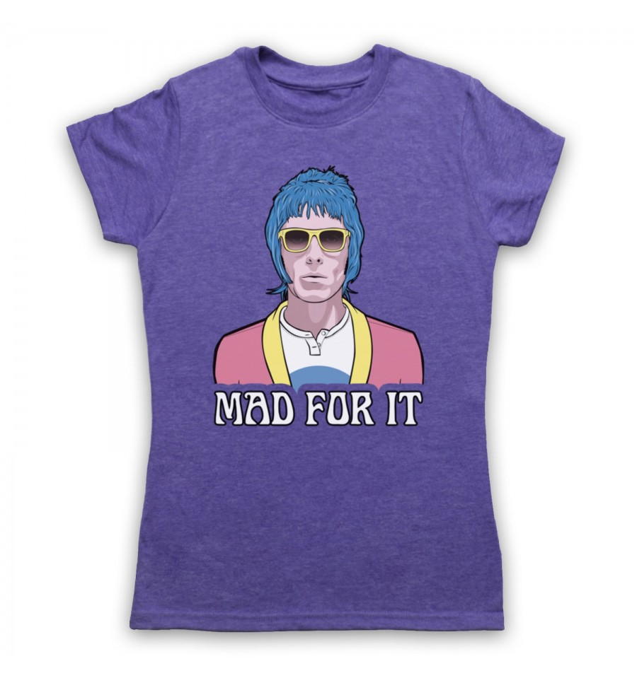 oasis liam gallagher mad for it womens clothing